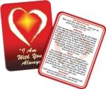 Prayer Cards - Card Pack
