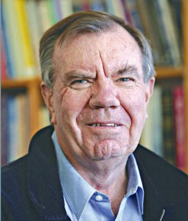 Headshot of Monsignor Denis Edwards OAM