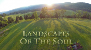 "Screenshot of online series ""Landscapes of the Soul"""