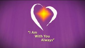 "Screenshot of online video ""I Am Always WIth You"""