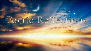 "Screenshot of online video ""Poetic Reflections Series"""