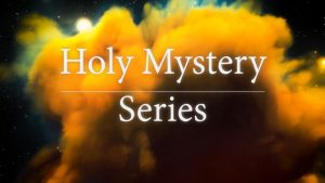 "Screen shot of online video series ""Holy Mystery"""