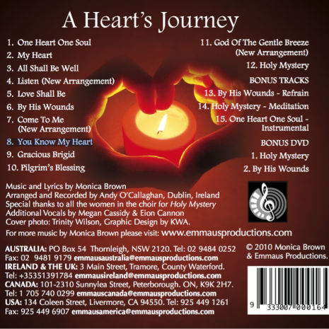 A Heart's Journey B
