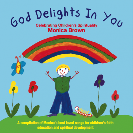 God Delights In You F