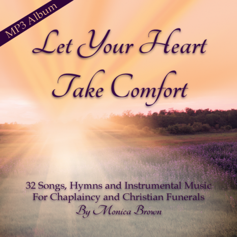 Let Your Heart Take Comfort F