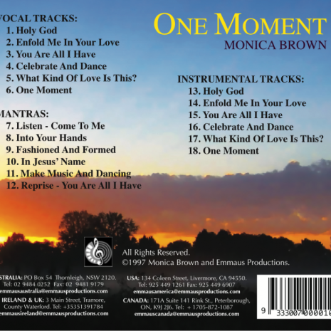 One Moment B