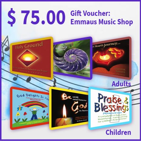 Music Gift Voucher $75